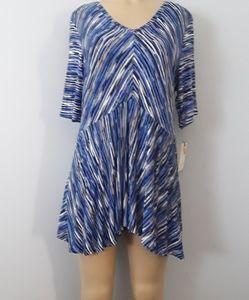 DANA BUCHMAN..blouse..size XL